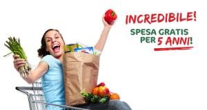 CRAI Spesa gratis per 5 anni