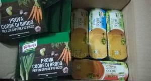 Cuore di Brodo Knorr ricevuto da Nunzia