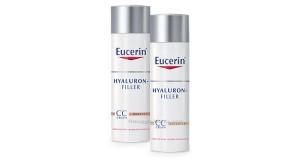 Eucerin CC Cream Haluron Filler