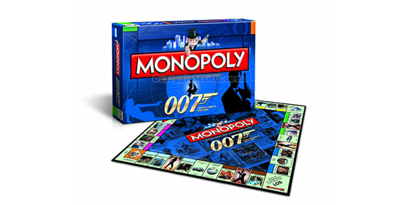 Monopoly 007 Edition