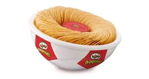 Pringles Foot Bowl