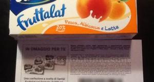 Santal Fruttalat gratis di Tataa71