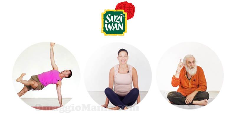 Suzi Wan ti regala 1 mese di yoga