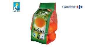 arance della salute AIRC Carrefour