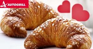 buono sconto Autogrill croissant