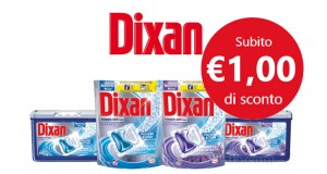 buono sconto Dixan Power-Mix