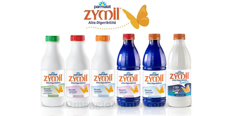 buono sconto Latte Zymil Parmalat