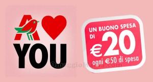buono spesa Auchan per San Valentino