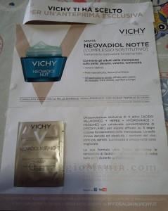 campione omaggio Neovadiol Vichy di Nadia