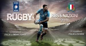 concorso Fastweb RBS 6 Nazioni