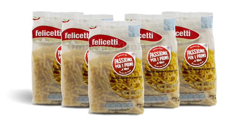 concorso Passione per i primi Pasta Felicetti