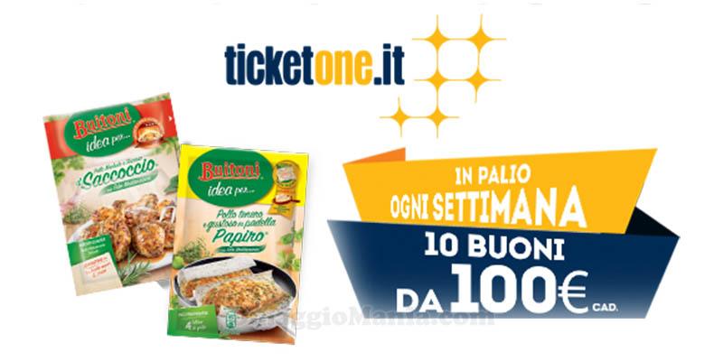 concorso Saccoccio Papiro Buitoni