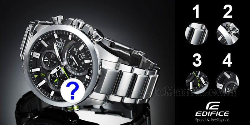contest Casio Edifice