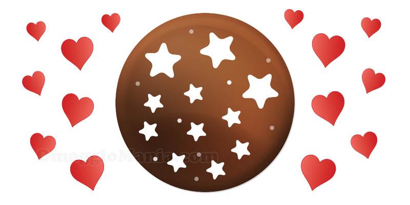 dedica Pan di Stelle San Valentino 2016