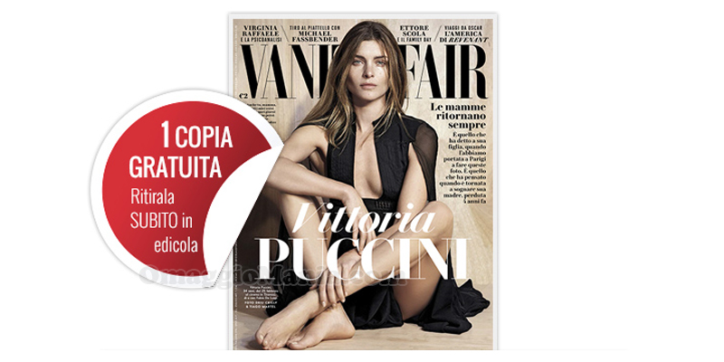inizia con Vanity Fair 2016 coupon 2