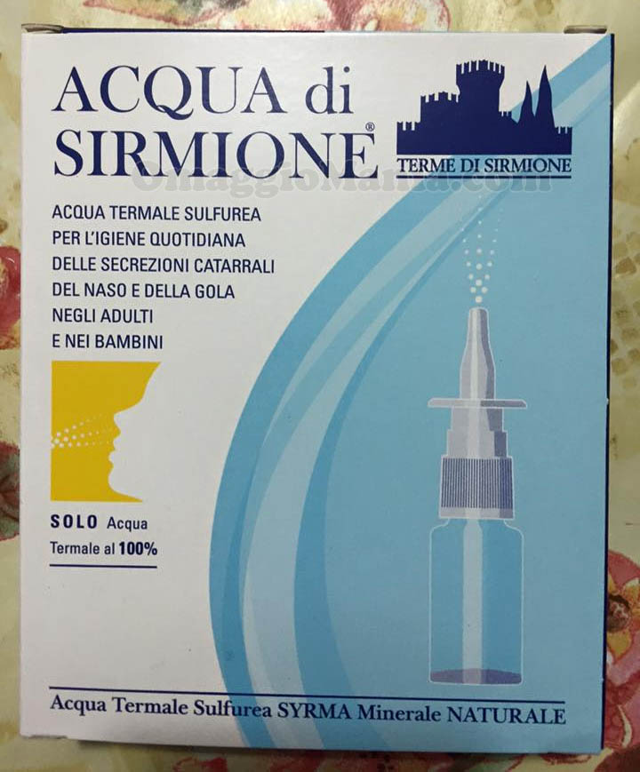 kit Acqua di Sirmione di Marilena