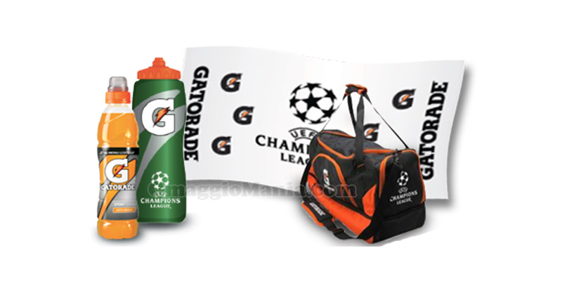 kit Gatorade Fa la differenza