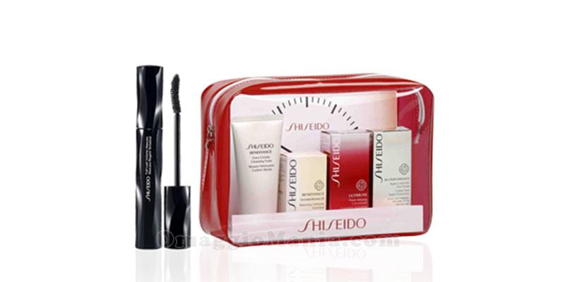 kit di prodotti Shiseido
