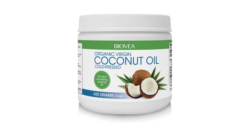 olio di cocco Biovea