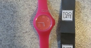 orologio Too Late di Sabry77