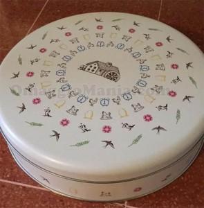 porta torta Mulino Bianco di Sandra