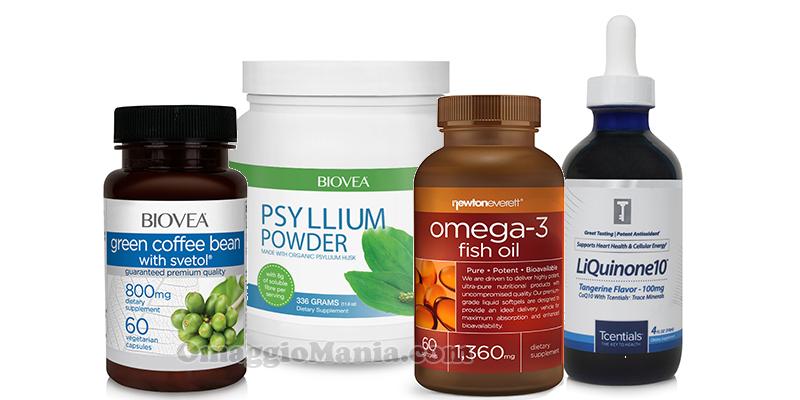 prodotti Biovea per la salute cardiaca