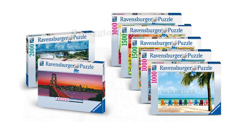 puzzle Ravensburger kit