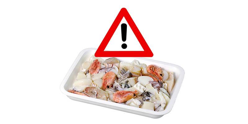 ritiro Eurospin zuppa di pesce Ondina