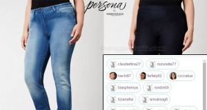 tester jeans Persona by Marina Rinaldi