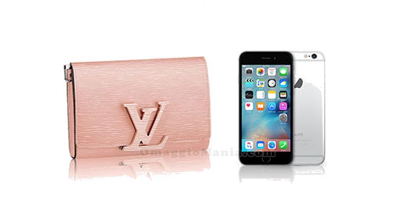 vinci Louis Vuitton o iPhone 6S con Saldi Privati