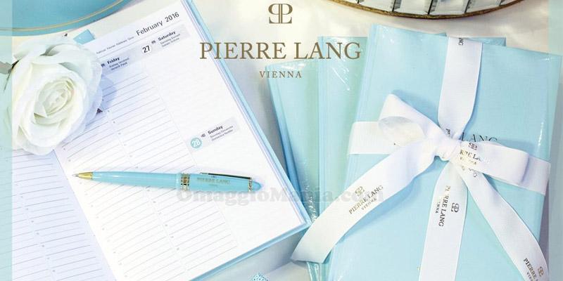 vinci agenda Pierre Lang