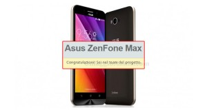 Asus ZenFone Maxi tester Francesco