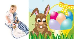 Caccia all'Uovo di Pasqua Slumbersac