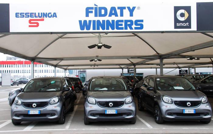 Esselunga Smart Fidaty Winners