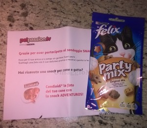 Felix Party Mix Purina di Stefano