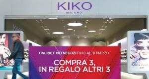 Kiko Milano Make Up Mania