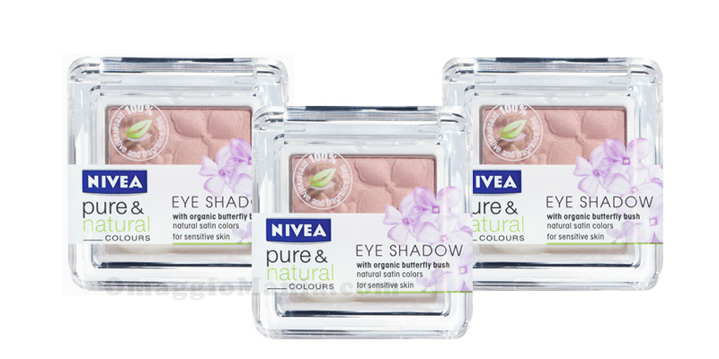 Nivea Pure Natural Eye Shadow