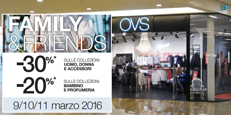 OVS Family & Friends 2016