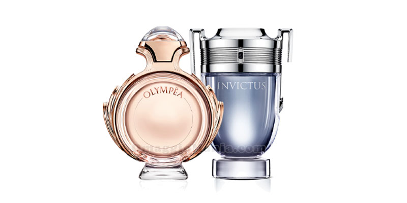 Olympea o Invictus Paco Rabanne