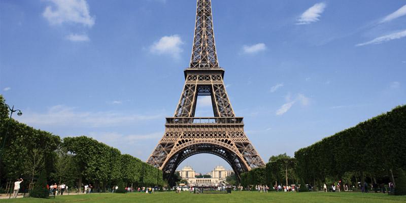 Roland Garros Tour Eiffel