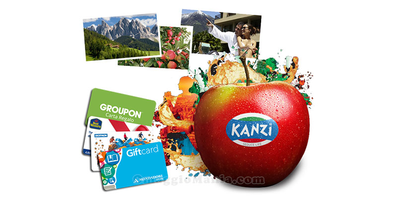 Seduci la vita e vinci con Kanzi