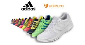 Unieuro ti regala le scarpe Adidas Miduramo 6