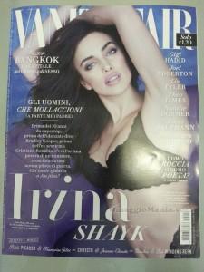 Vanity Fair 10 di Valeria