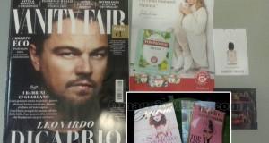 Vanity Fair, Vogue Sposa e campioni omaggio di Valeria