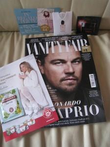 Vanity Fair 8 e omaggio di Mery