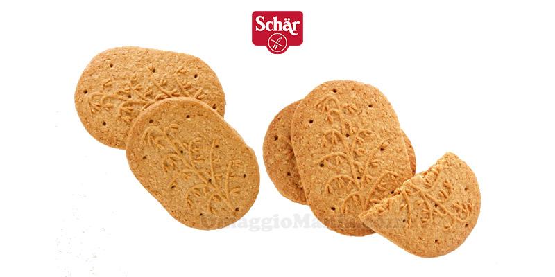 biscotti all'avena Schar