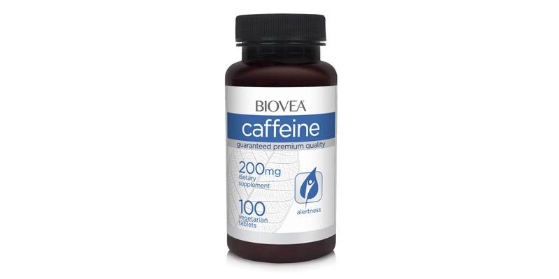bottiglia di caffeina Biovea