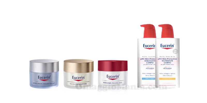 campioni omaggio Eucerin MiaFarmacia
