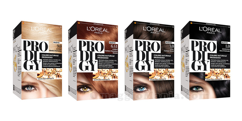 colorazione Prodigy L'Oréal Paris
