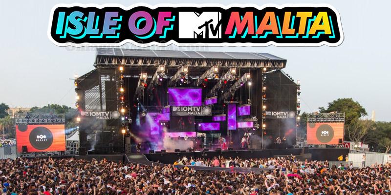 concorso Isle of Malta MTV